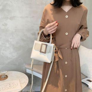 Bolsos de mujer Primavera / Verano Nuevos bolsos coreanos Bolsos cruzados de moda NHTC205496's discount tags