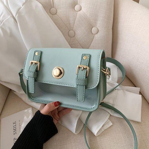 Fashion Small Bags Women's Bags New Korean Small Shoulder Bags Crossbody Shoulder Bags NHTC205510