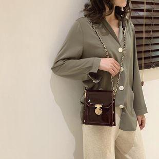 Bolsos Bolsos de mujer Nueva moda Messenger Bag Bolsos de hombro Estudiante Coreano NHTC205536's discount tags