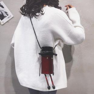 Bolsos pequeños nuevo y feo lindo mini bolso bandolera  para mujer NHTC205540's discount tags