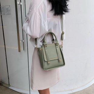 Bolso de mujer de banda ancha nueva moda coreana solo hombro colgado moda portátil NHTC205544's discount tags