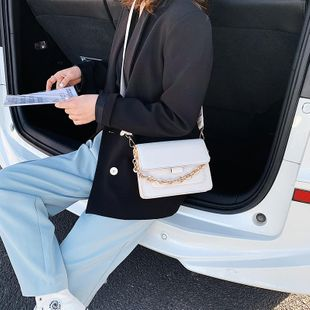 Bolso pequeño para mujer nueva cadena de verano hombro Messenger bag fashion stone pattern bolso cuadrado pequeño NHTC205665's discount tags