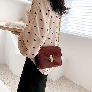 Bolsos Bolsos para mujer Nuevos bolsos de hombro de nicho Bolso mensajero de cadena retro NHTC205670's discount tags