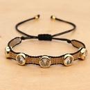 Fashion Miyuki Mi Beaded Wide Love LOVE with Studs and Diamonds Female Bracelet Jewelry NHGW199778