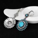 Bohemian Retro Style Ethnic Earrings Fashion Vacation Earrings NHDR199865