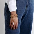 NHXR559485-Gold-Shaped-Pearl-Bracelet-0499