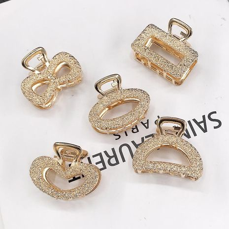 New Fashion Korean Hair Accessories Small and Medium Cheap Hair Clips Wholesale NHDQ205878's discount tags