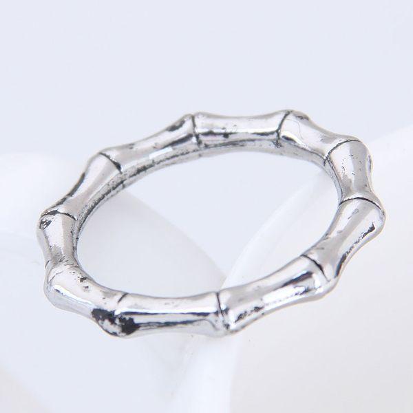 Yiwu jewelry wholesale fashion bamboo festival retro simple ring NHSC206209
