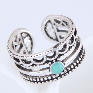 Yiwu jewelry wholesale fashion simple open ring NHSC206206's discount tags