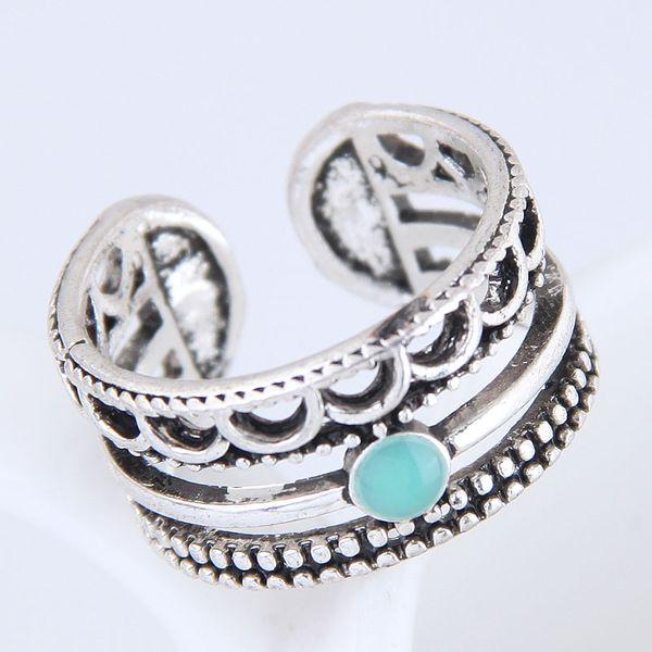 Yiwu jewelry wholesale fashion simple open ring NHSC206206
