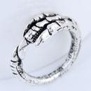 Yiwu jewelry wholesale fashion dragon claw retro simple open ring NHSC206204