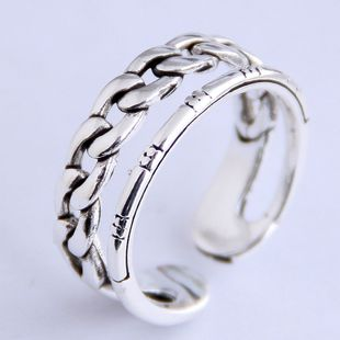 Fashion vintage personality open ring NHSC206225's discount tags