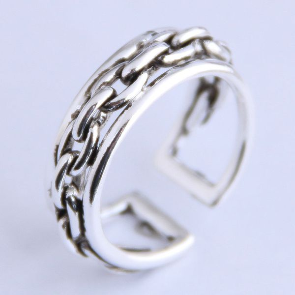 Fashion vintage personality open ring NHSC206223