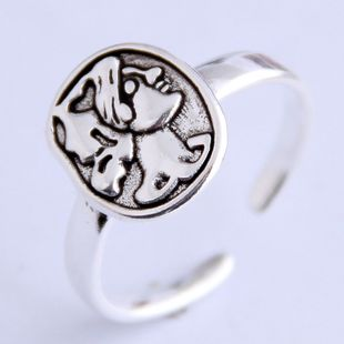 Fashion vintage personality open ring NHSC206222's discount tags