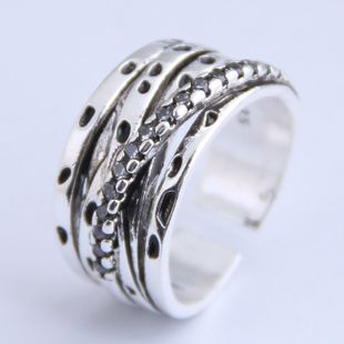 Fashion vintage personality open ring NHSC206217's discount tags
