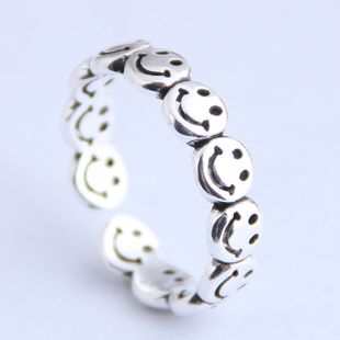 Fashion vintage personality open ring NHSC206216's discount tags