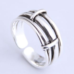 Fashion vintage personality open ring NHSC206214's discount tags