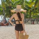 New split beach bikini twopiece sexy swimsuit women NHHL199976