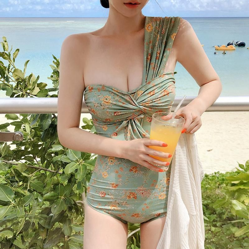 Womens new onepiece onepiece swimsuit wholesales fashion NHHL199977