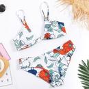 New Explosion Bikini Print Bandage Swimsuit Split Swimsuit wholesales fashion NHHL199997