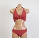 New split triangle sweet bikini hot spring swimsuit women wholesales fashion NHHL200025
