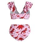 New swimsuit split ruffle sexy bikini wholesales fashion NHHL200037