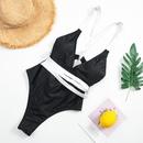 Fashion womens bikini new onepiece swimsuit womens onepiece swimsuit NHHL200093