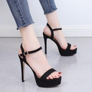Summer new sexy highheeled stiletto flat sandals womens shoes NHSO200280