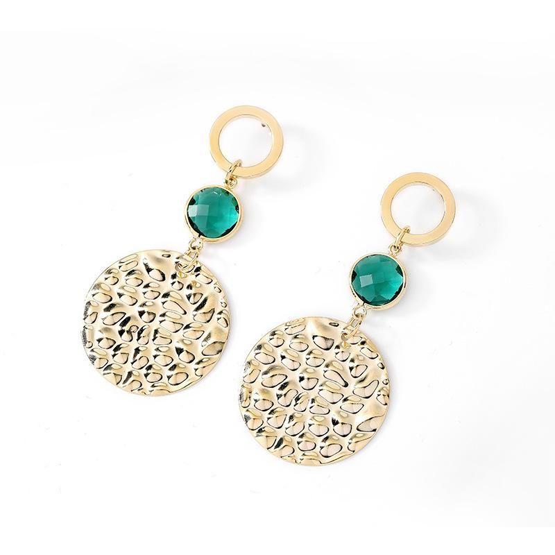 Fashion earringsS925 silver pin earrings geometric earrings female long earrings NHPP200372