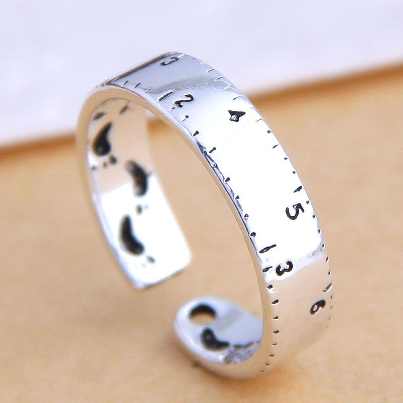 Fashion jewelry fashion vintage open ring simple ring wholesale NHSC200901