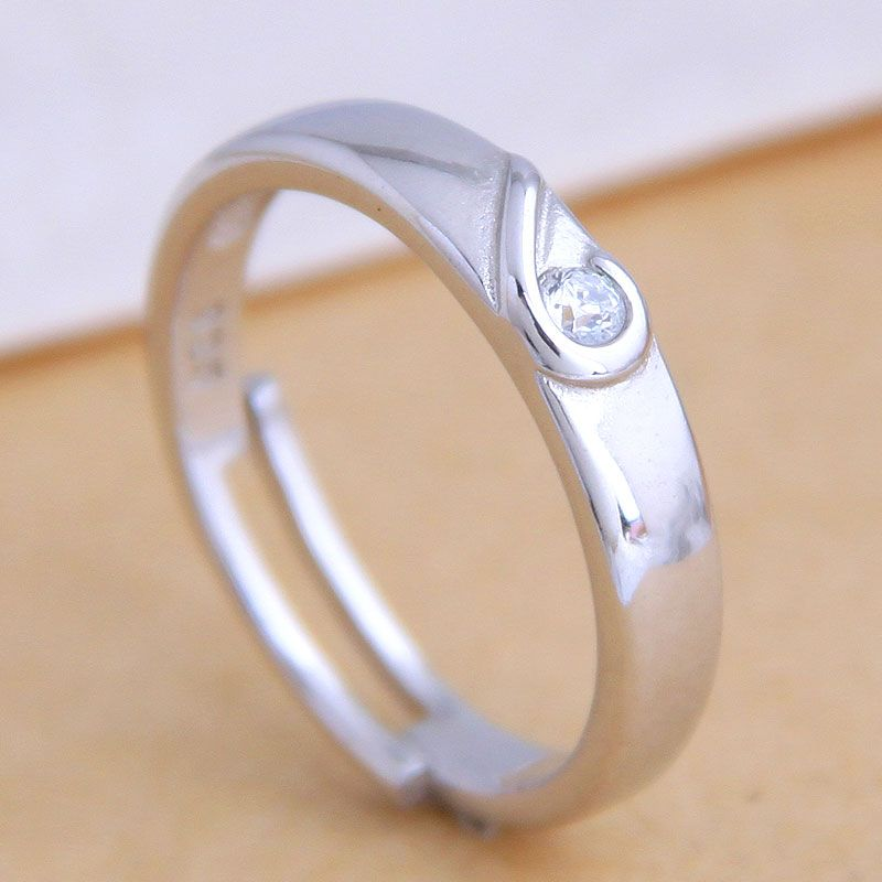Fashion jewelry fashion simple open ring simple ring wholesale NHSC200900