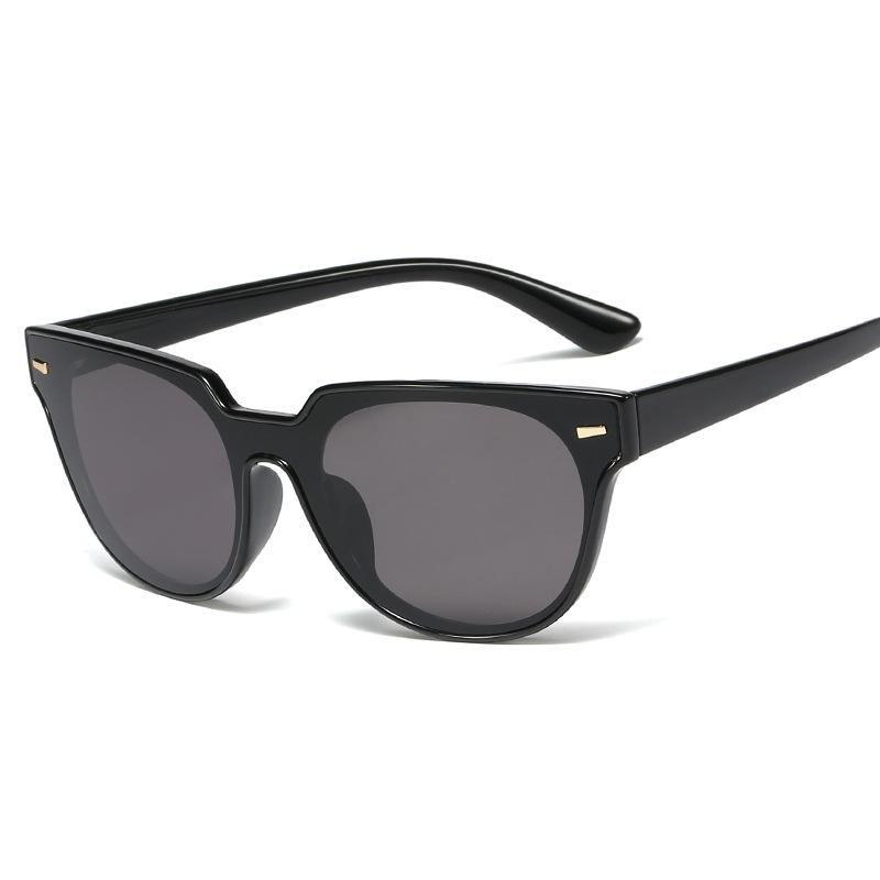 New Mi nail sunglasses retro wild explosion models sunglasses men and women Korean large frame fashion glasses NHFY200470