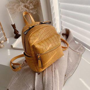 New Trend Korean Fashion Texture Retro Campus School Bag Wild Shoulder Bags NHTC200513's discount tags