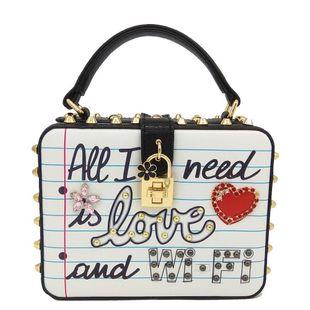New Fashion English Letter Printed Box Bag Handbag Diagonal Cross Bag Small Square Bag NHJU200608's discount tags