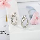 Golden Snake Earrings Korean Earrings Animal Small Ear Studs Alloy Earrings Earrings NHGO201039