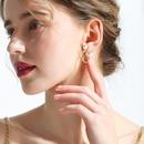 925 silver pin fashion simple earrings new tide earrings sexy wild small earrings NHPP201107