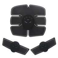 Instrumento de fitness inteligente recargable Explosión Adhesivo abdominal EMS Instrumento abdominal Dispositivo abdominal Dispositivo de abdomen perezoso NHAT206467