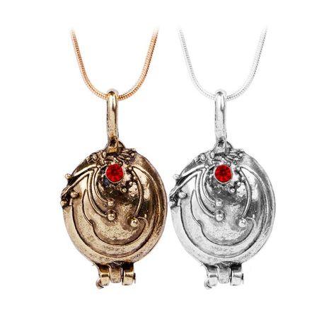 New fashion vampire diary verbena retro short couple necklace yiwu nihaojewelry wholesale NHMO208168's discount tags