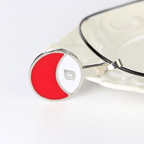 New fashion naruto logo necklace yiwu nihaojewelry wholesale NHMO208213