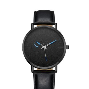 New belt ultra-thin quartz watch fashion frosted simple three-pin business casual style watch NHLN208233's discount tags