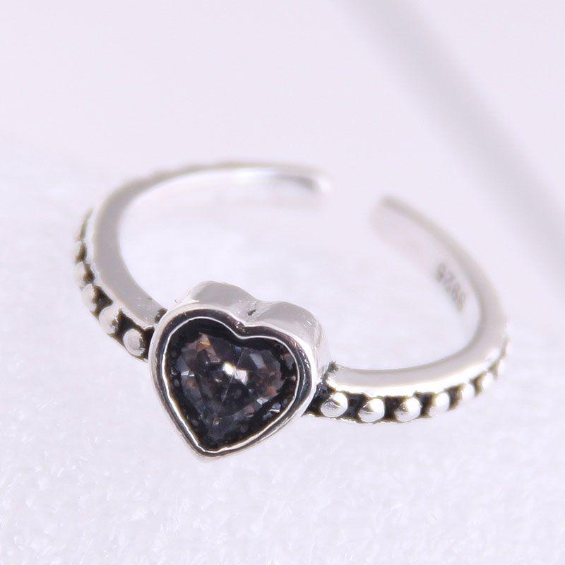 New fashion retro love open ring yiwu nihaojewelry wholesale NHSC208634