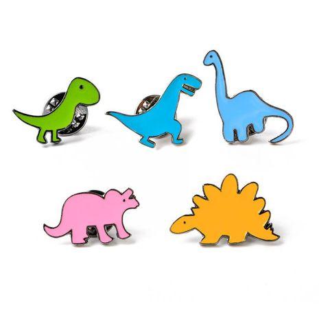 Nouveau dessin animé de mode mignon broche de dinosaure enfantin en gros NHMO209024's discount tags