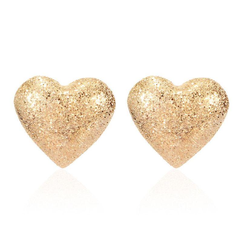 New fashion love earrings alloy earrings retro earrings wholesale NHCT209712