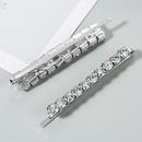 Korean new full diamond fashion cheap hairpin set wholesale NHLN209990