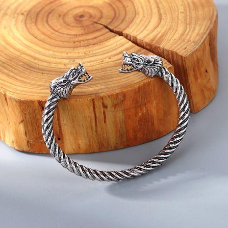 Creative exagéré mode rétro dragon bracelet yiwu nihaojewelry gros NHPS210021's discount tags