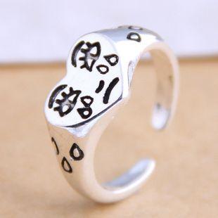 Moda vintage anillo abierto yiwu nihaojewelry al por mayor NHSC210452's discount tags