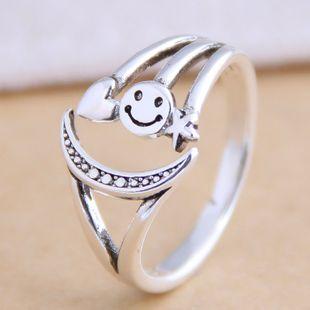 Moda vintage anillo abierto yiwu nihaojewelry al por mayor NHSC210451's discount tags