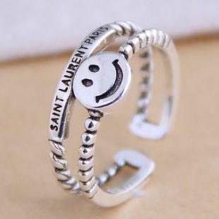 Nueva moda retro anillo abierto yiwu nihaojewelry al por mayor NHSC210449's discount tags