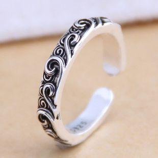 Moda vintage anillo abierto yiwu nihaojewelry al por mayor NHSC210448's discount tags