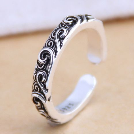 Fashion vintage open ring yiwu nihaojewelry wholesale NHSC210448's discount tags